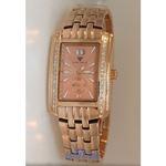 Aqua Master Swiss Classica Square 1.50 ct Diamond Mens Watch W308-RR 1