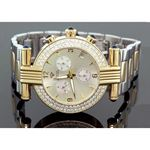Unisex Aqua Master Diamond Watch 3.25 ct w-93c 1
