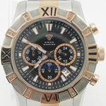 Mens Aqua Master Iced Out Diamond Watch W333AQ4 1