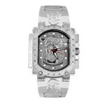 Men's Jesus Dial Special Stainless Steel Watch