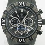 Mens Aqua Master Iced Out Diamond Watch W333AQ8 1