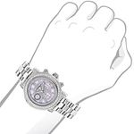 Real Diamond Watches For Women 2ct Bezel 89765 3