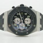 Audemars Piguet Offshore White Dial Chronograph Mens Watch 25940SK.OO.D002CA.02 1