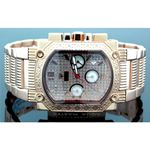 Agua Master 0.16ctw Mens Diamond Watch w 55494 1