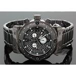 Aqua Master Mens Diamond Watch 0.20ct w-146a 1