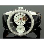 Aqua Master Diamond Automatic Black Mens 55769 1