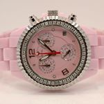 Aqua Master Ladies Ceramic Diamond Watch 1.25ctw W115 1
