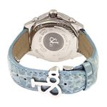 Jacob Co. Blue Band Mid-Size Five Time Zone 3.70-3