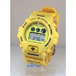 Aqua Master Shock Digital Watch Yellow 1
