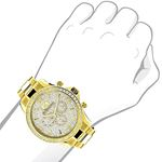 Mens Diamond Watch Liberty 2Ctw Of Diamonds By 1-3