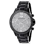 Liberty Black Diamond Watch For Men 1/4Ctw Of Diam