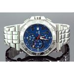 Aqua Master Mens Swiss Made Diamond Watc 53552 1
