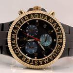 Aqua Master Mens Ceramic Quartz Watch W333 1