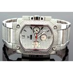 Agua Master 0.16ctw Mens Diamond Watch w323RR 1