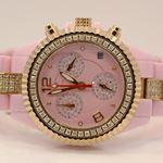 Aqua Master Ladies Ceramic Diamond Watch 3.00ctw W1154 1