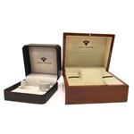 Men's Classic 1.70Ct Diamond Watch With Red-3