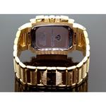 Agua Master 0.16ctw Mens Diamond Watch w 55548 3