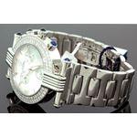 Unisex Aqua Master Diamond Watch 3.25 Ct W-93-3