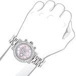 Luxurman Watches Ladies Diamond Watch 3c 90642 3