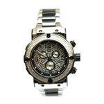 Chronograph Diamond Bracelet Strap Gents Watch DW1