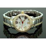 Ladies Classic Diamond Aqua Master Watch 55799 1