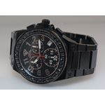 Black Diamond Men's Diamond Watch-3