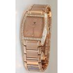 Aqua Master Swiss Classica Tonneau 2.10 ct Diamond Mens Watch W310WW 1