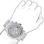Oversized Escalade Iced Out Mens Diamond 90988 3