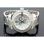 Aqua Master Mens Diamond Watch 0.20ct w-146b 1