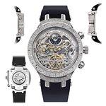 MASTER JJM80 Diamond Watch-3