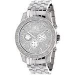 Luxurman Mens Watches Designer Diamond W 90440 1