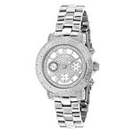 Ladies Luxurious Diamond Watch 0.30 ct L 90465 1