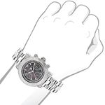 Ladies Genuine Diamond Watch by LUXURMAN 90000 3