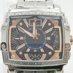 Mens Aqua Master Iced Out Diamond Watch W329AQ7 1