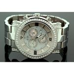 Aqua Master Diamond Mens Watch 3.60ct w1 55782 1