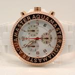 Aqua Master Mens Ceramic Quartz Watch W330 1