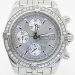Breitling Chronomat Evolution Rhodium Di 55331 1