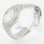 Audemars Piguet Royal Oak Lady Quartz Watch 67601ST.ZZ.1230ST.01 3