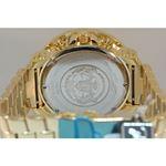 Joe Rodeo Watches: Mens Junior Diamond Watch 4.25 Yellow Gold 3