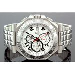 Aqua Master Mens Swiss Made Sports Diamo 53559 1