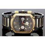 Agua Master 0.16ctw Mens Diamond Watch w 55537 1