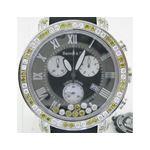Yellow And White Benny Co Diamond Watch BNC6 1