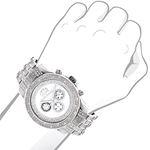 Luxurman Genuine Diamond Watch for Men 1 90392 3