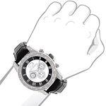 Watches Mens Diamond Watch 0.50Ct Freeze-3