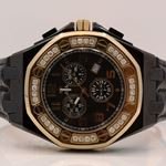 Aqua Master Royal Oak Royal Oak Mens Diamond Watch 1.50ctw W325 1