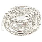 925 Sterling Silver Italian Chain 20 inches long and 2mm wide GSC115 1