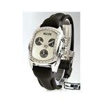 Joe Rodeo Mens Chronograph Bubble Diamond Watch Lupah Style - Blowout 1