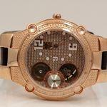 Aqua Master Mens Automatic Diamond Watch 49209 1