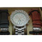 Joe Rodeo Watches: Mens Diamond Watch 4.25ct Junior JJU159 3