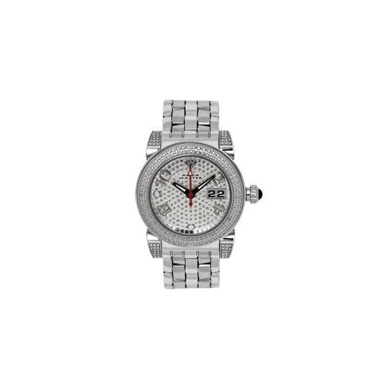 Ladies' Round 16-Diamond Watch